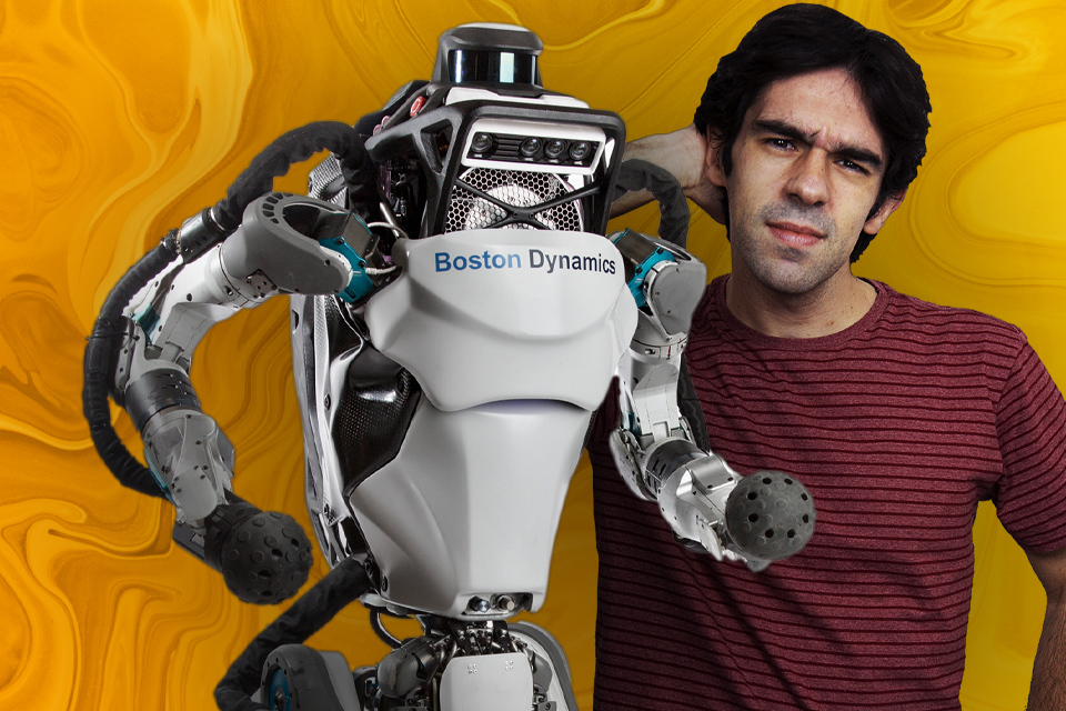 Origem dos robôs: como e quando tudo começou