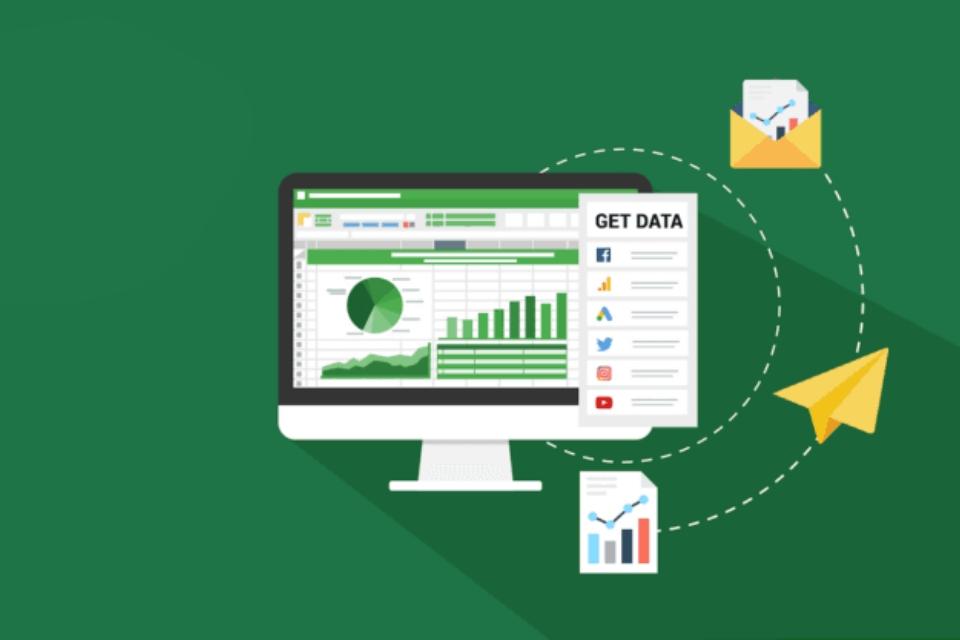 Como importar dados financeiros do Google Finance para o Excel