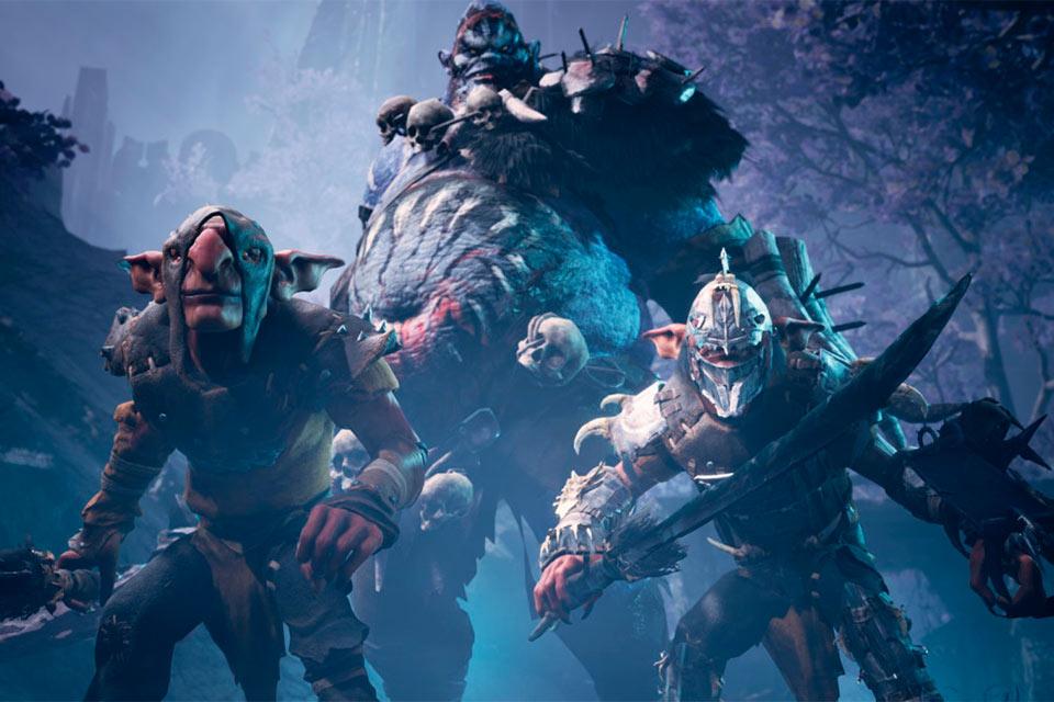Dungeons & Dragons Dark Alliance será lançado em 22 de junho