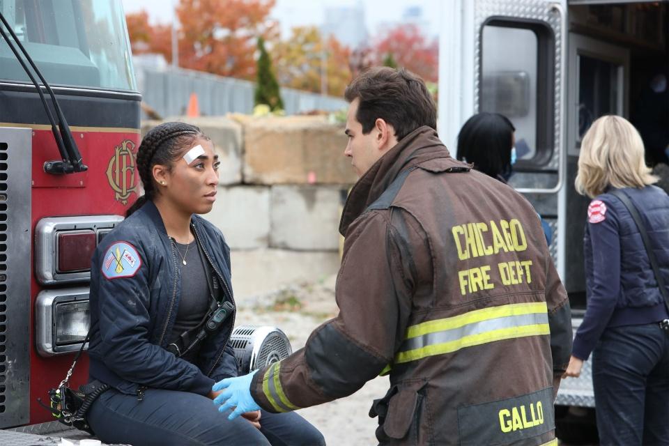 Chicago Fire 9x9: uma personagem deixa o esquadrão (recap)