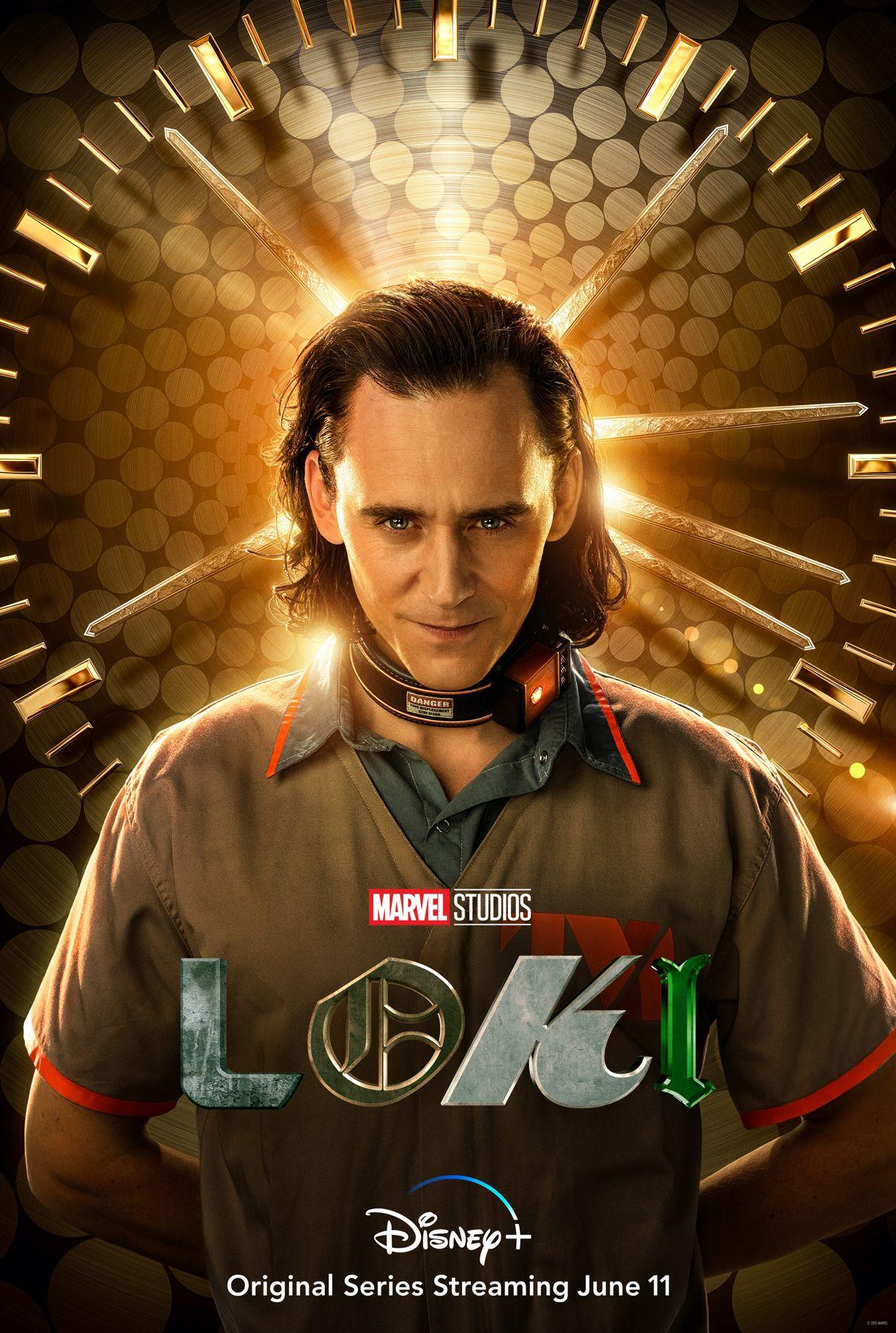 Loki: Tom Hiddleston e Owen Wilson apresentam novo cartaz da série | Minha  Série