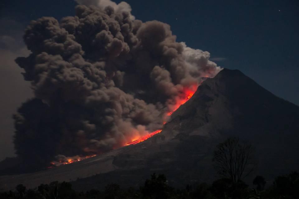 Satélites da NASA vão ajudar a prever erupções vulcânicas