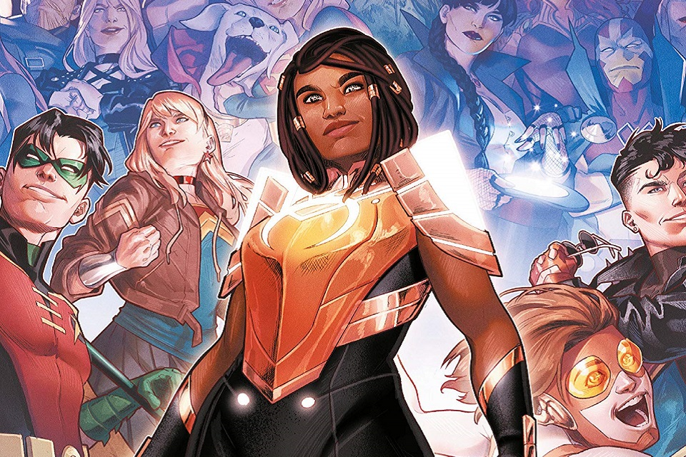 Naomi: Kaci Walfall é escalada como protagonista da nova série da DC