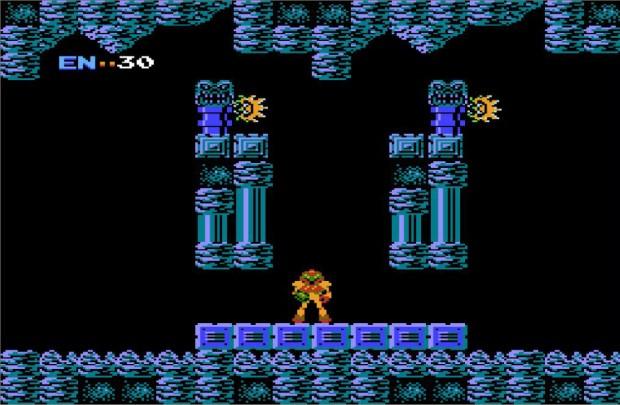 1986 foi ano de lançamento do primeiro jogo da franquia Metroid