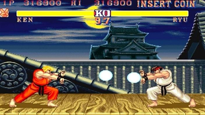 Street Fighter 2 foi lançado em 1991, mas é jogado até hoje