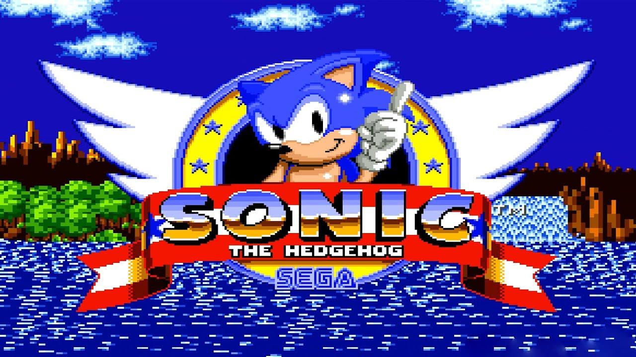 Sonic começou sua trajetória de sucesso em 1991