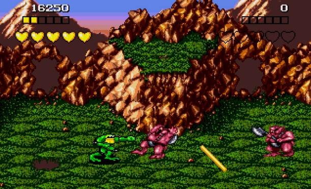 Battletoads chegou ao NES chamando atenção pela sua dificuldade