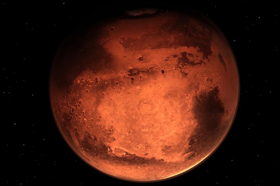Estações e tempestades de poeira em Marte liberam água ao espaço