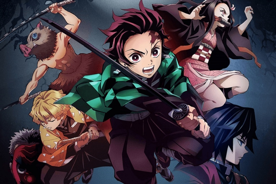 Demon Slayer: anime Kimetsu no Yaiba terá versão dublada na Funimation
