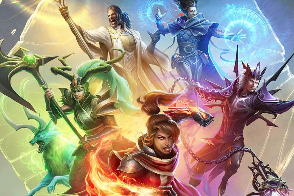 Magic Legends já começou o seu beta aberto no PC