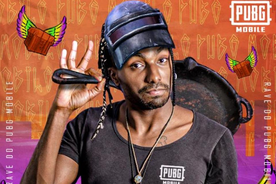 PUBG Mobile faz aniversário e ganha música inédita de MC Maha