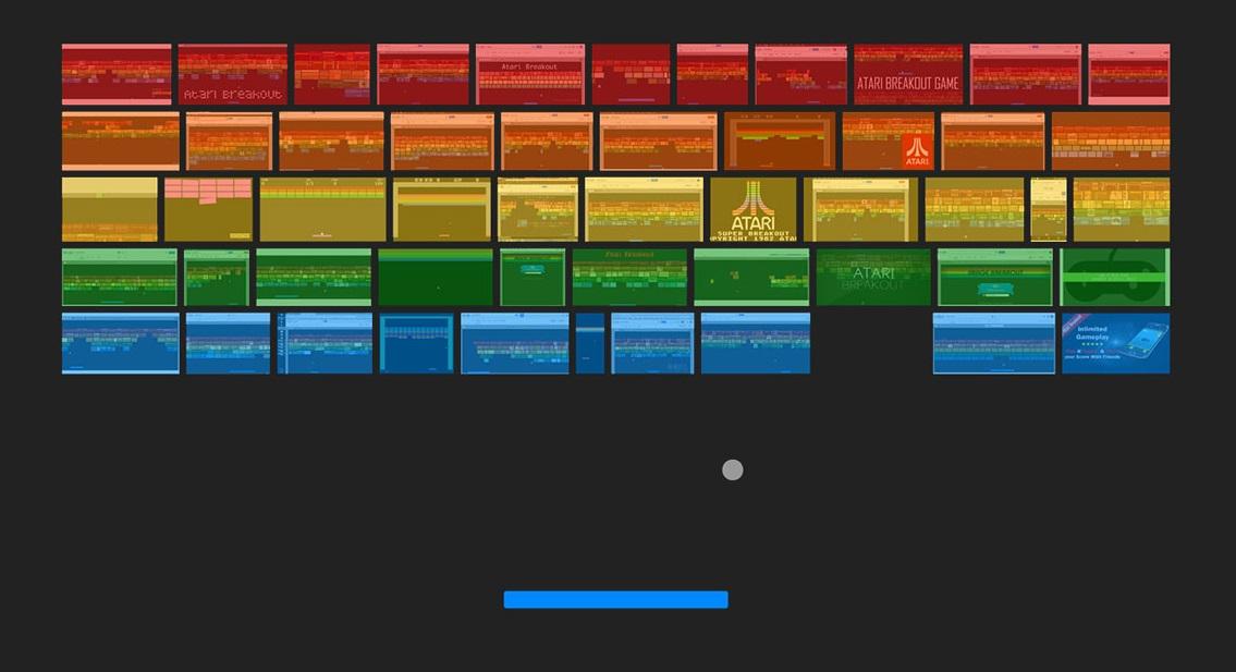 Como jogar Atari Breakout no Google Imagens?