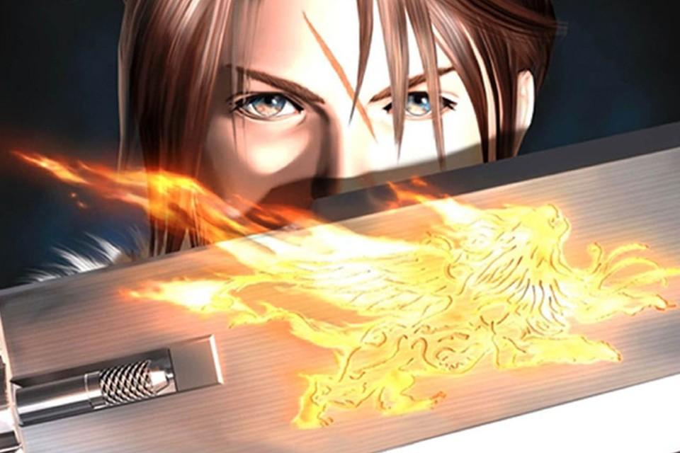 Final Fantasy VIII Remastered finalmente chega ao Android e iOS