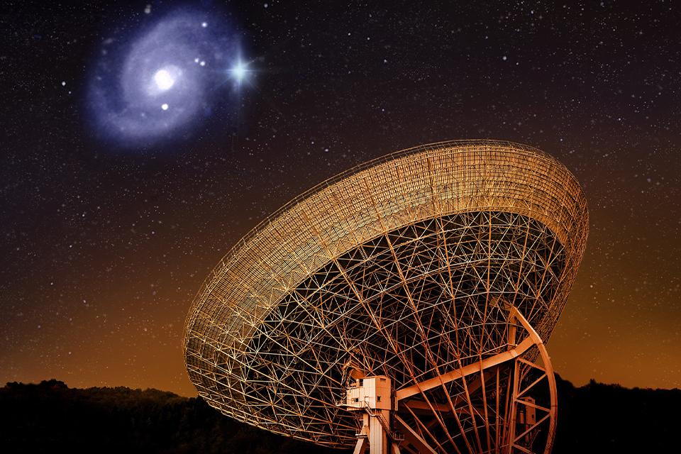 Astrônomos revelam padrão em explosões rápidas de rádio