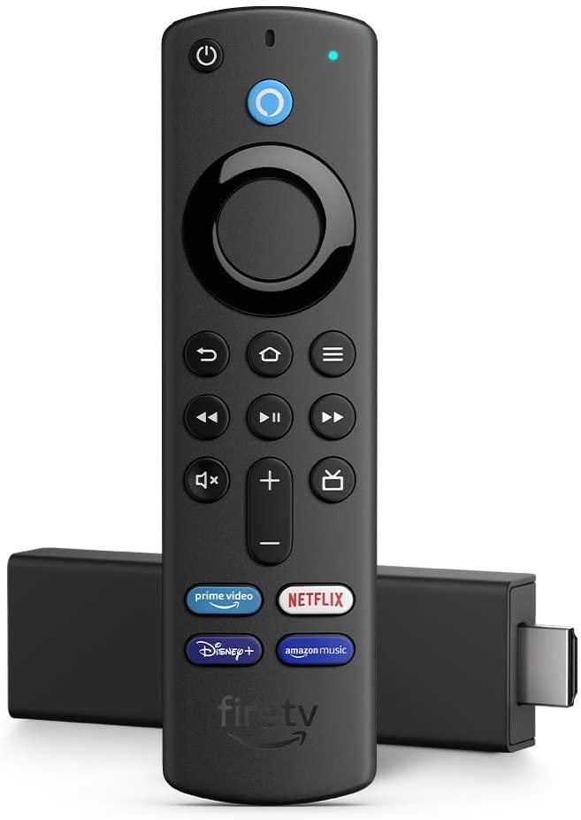 Imagem: Fire TV Stick 4K