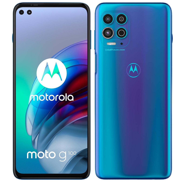 Image: Motorola Moto G100