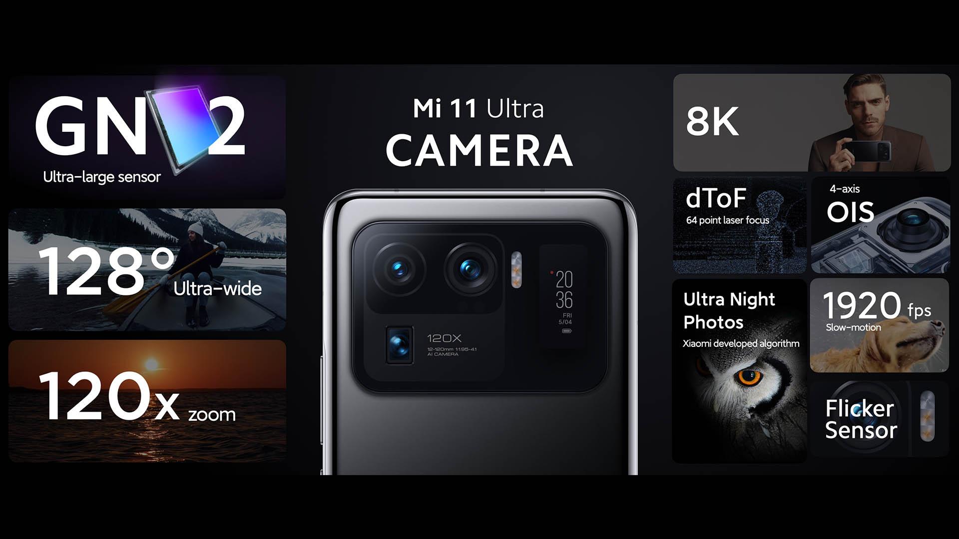mi 11 ultra 29114302975117 - Mi Ultra, Mi 11 Pro e Mi 11i são anunciados oficialmente hoje(29)