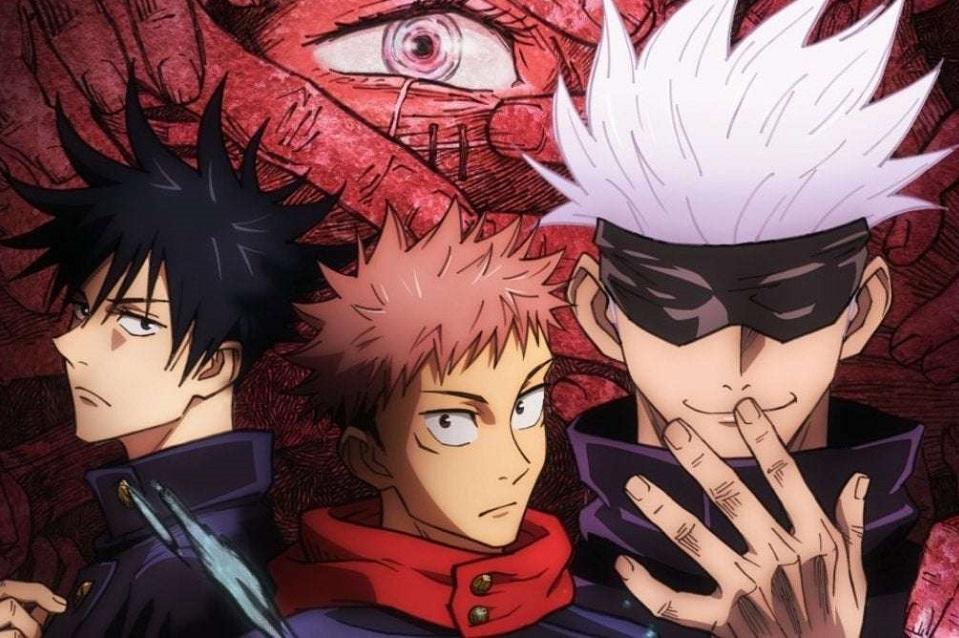 Jujutsu Kaisen: anime terá evento especial no Japão em junho