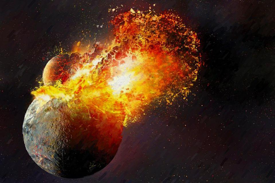 Restos do planeta que formou a Lua estariam no interior da Terra
