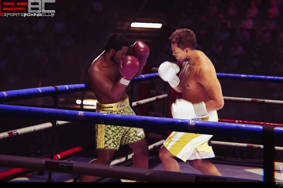 eSports Boxing Club ganha novo trailer e traz boxe incrível