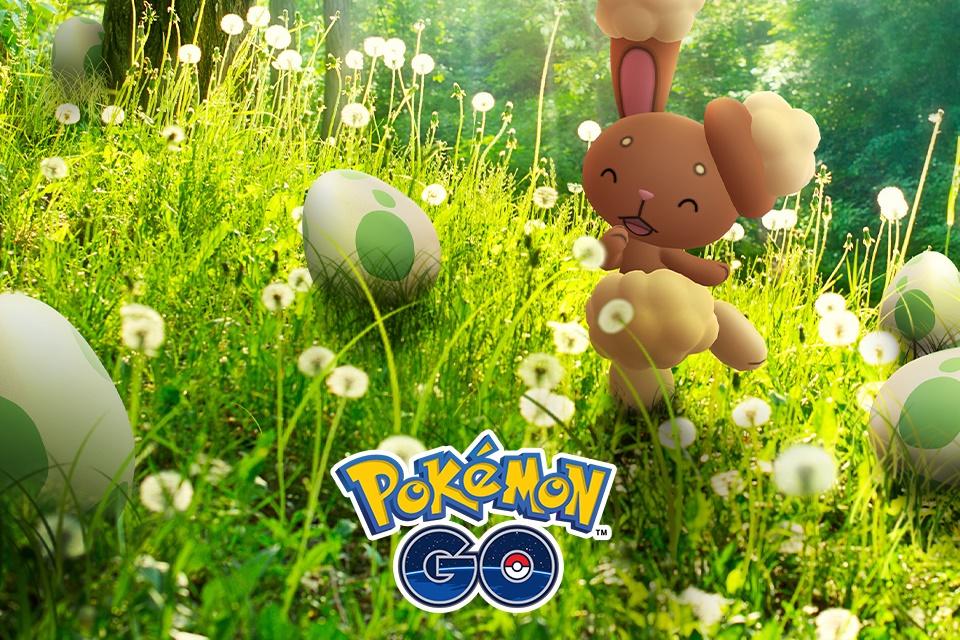 Pokémon GO terá evento de Páscoa em abril com Mega Lopunny