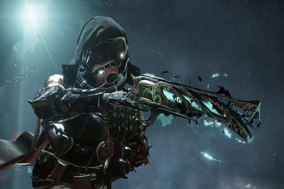 Destiny 2: fã recria impressionante arma exótica Malfeasance