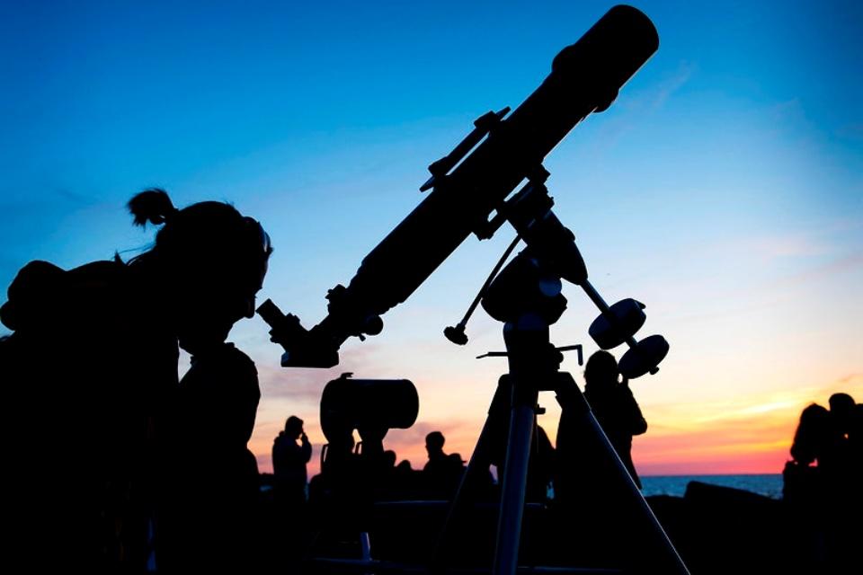 Principais eventos do calendário astronômico de abril