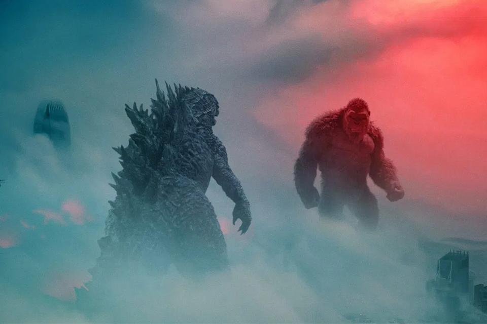 Godzilla vs Kong: diretor confirma que gravou cena pós-créditos