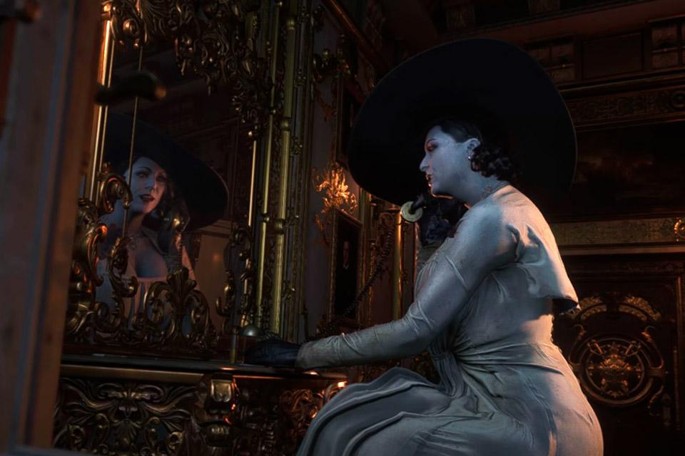 Resident Evil Village ganha gameplay no PS4 Pro