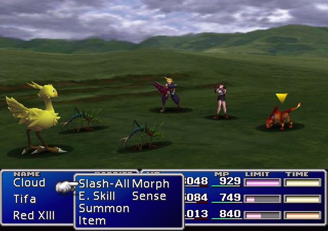 Mesmo alguns dos melhores RPG da história contam com encontros aleatórios