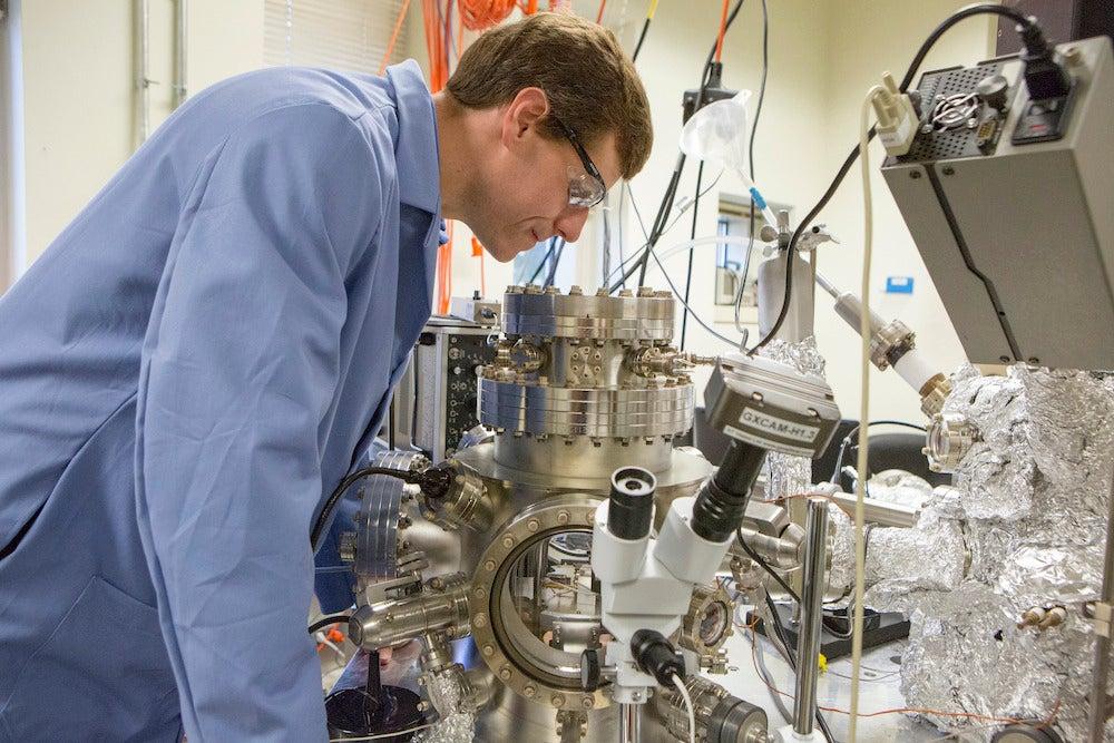 Mark Hersam, professor de Ciência e Engenharia de Materiais da Universidade Northwestern.