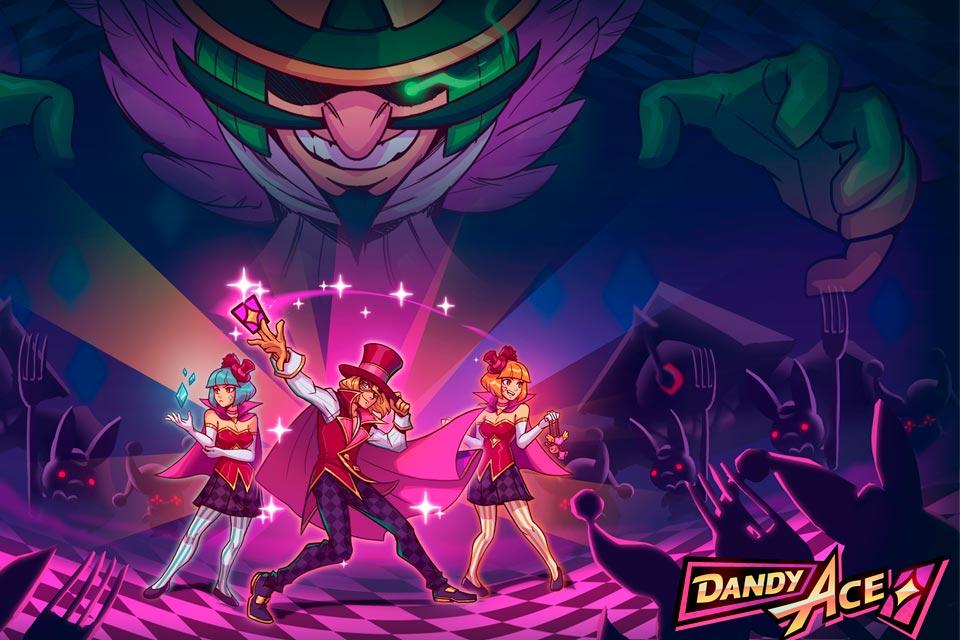 Dandy Ace, jogo brasileiro, ganha trailer comemorando sucesso em críticas