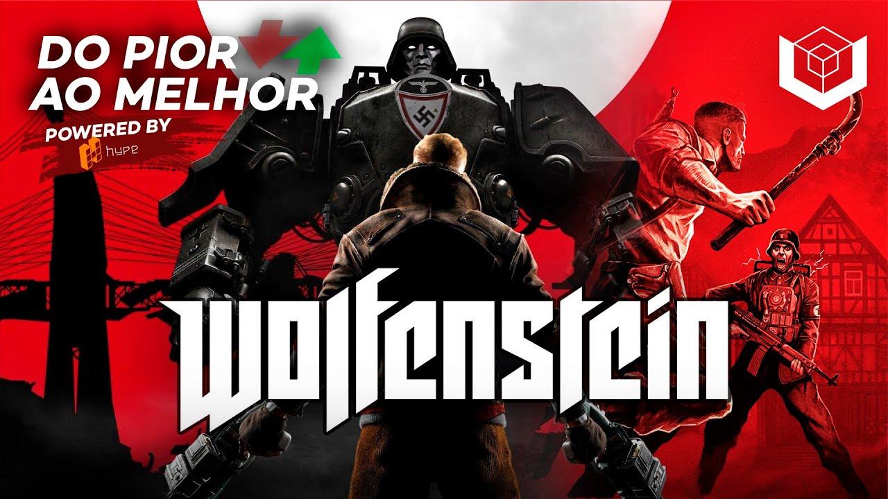Wolfenstein: Do pior ao melhor, segundo a crítica