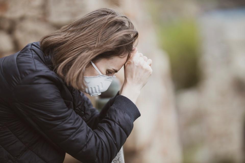 34% das pessoas curadas de covid-19 tiveram doenças neurológicas
