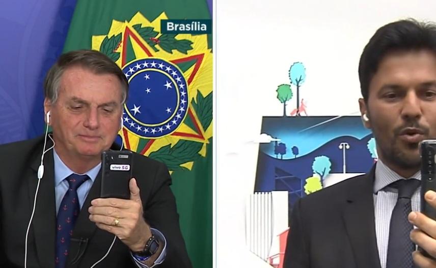 Brasil faz primeira videochamada em '5G de verdade' da América Latina