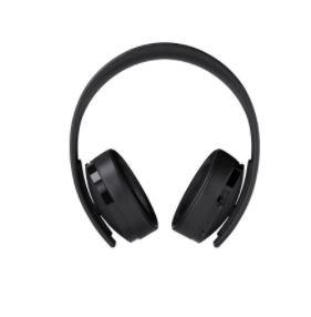 Imagem: Headset Sem Fio Sony Playstation, Série Ouro
