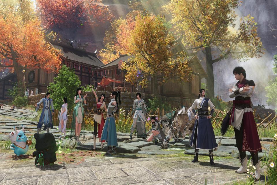 MMORPG Swords of Legends Online ganha trailer de gameplay