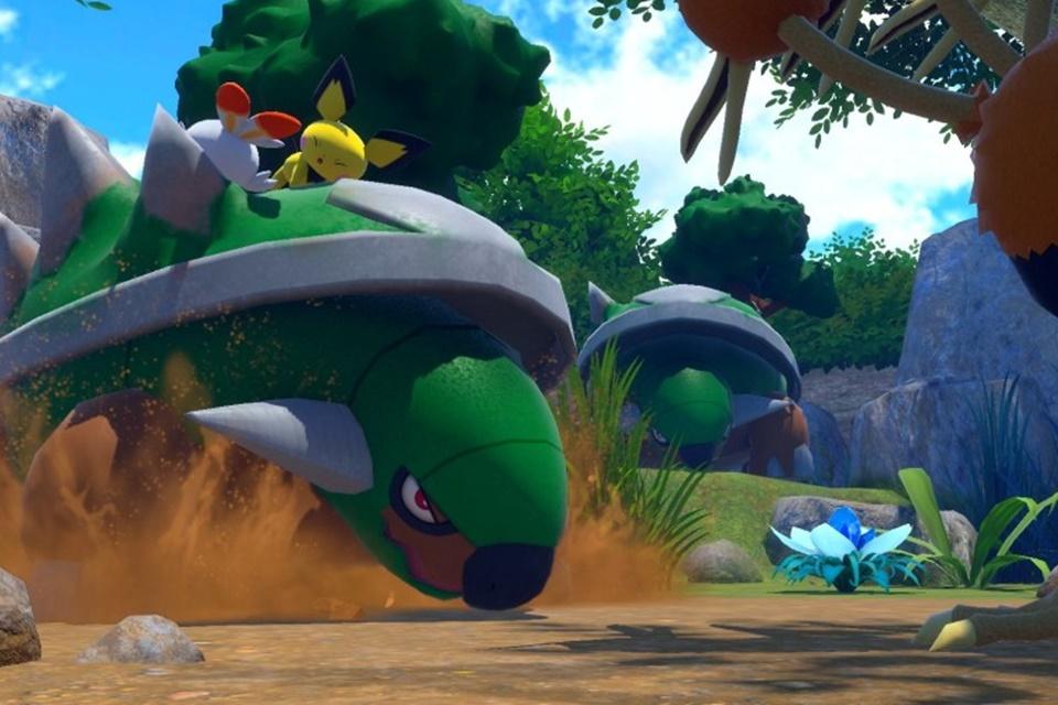 New Pokémon Snap ganha vídeo com seis minutos de gameplay
