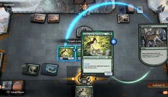 Magic: The Gathering Arena is an opportunity to get to know the card game.