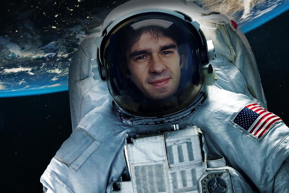 O turismo espacial vai virar moda?