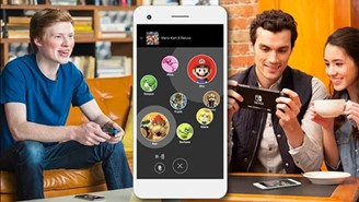 The app offers exclusive features for some games.