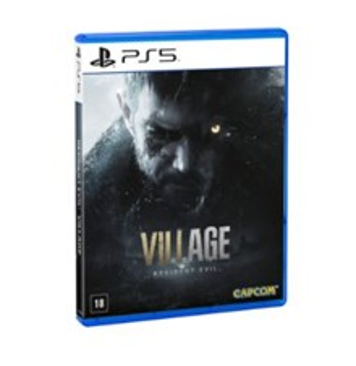 Image: Resident Evil Village game, PlayStation 5