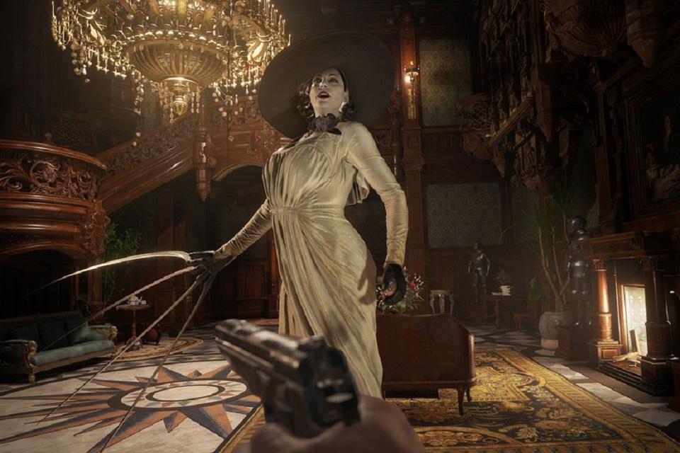 Resident Evil Village: Amazon inicia pré-venda de mídia física