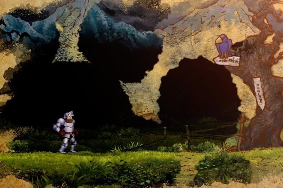 Ghosts n Goblins Resurrection é confirmado para PS4, Xbox One e PC