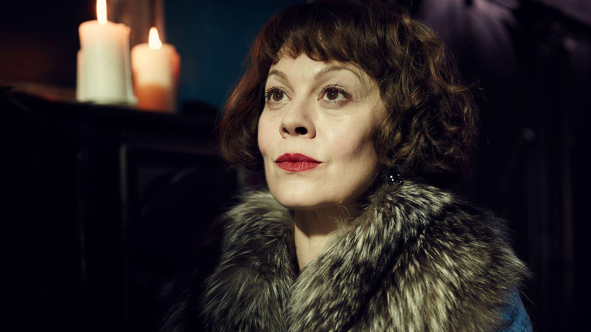 Helen McCroy, atriz de Peaky Blinders e Harry Potter, morre aos 52 anos