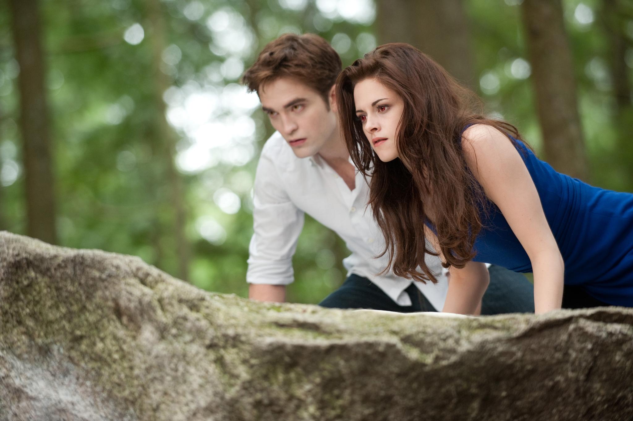 The Twilight Saga: Breaking Dawn - Part 2 (2012).