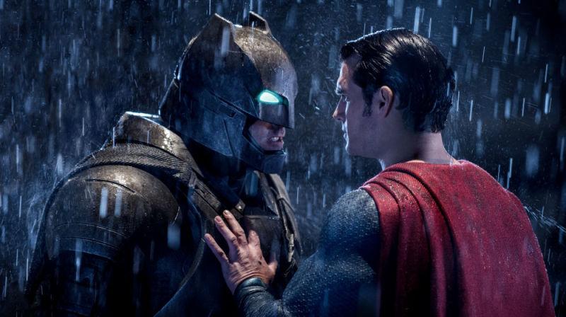 Batman Vs Superman: The Origin of Justice (2016).