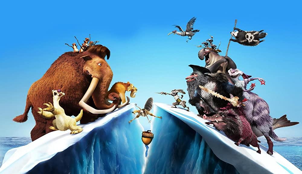 Ice Age 4 (2012).