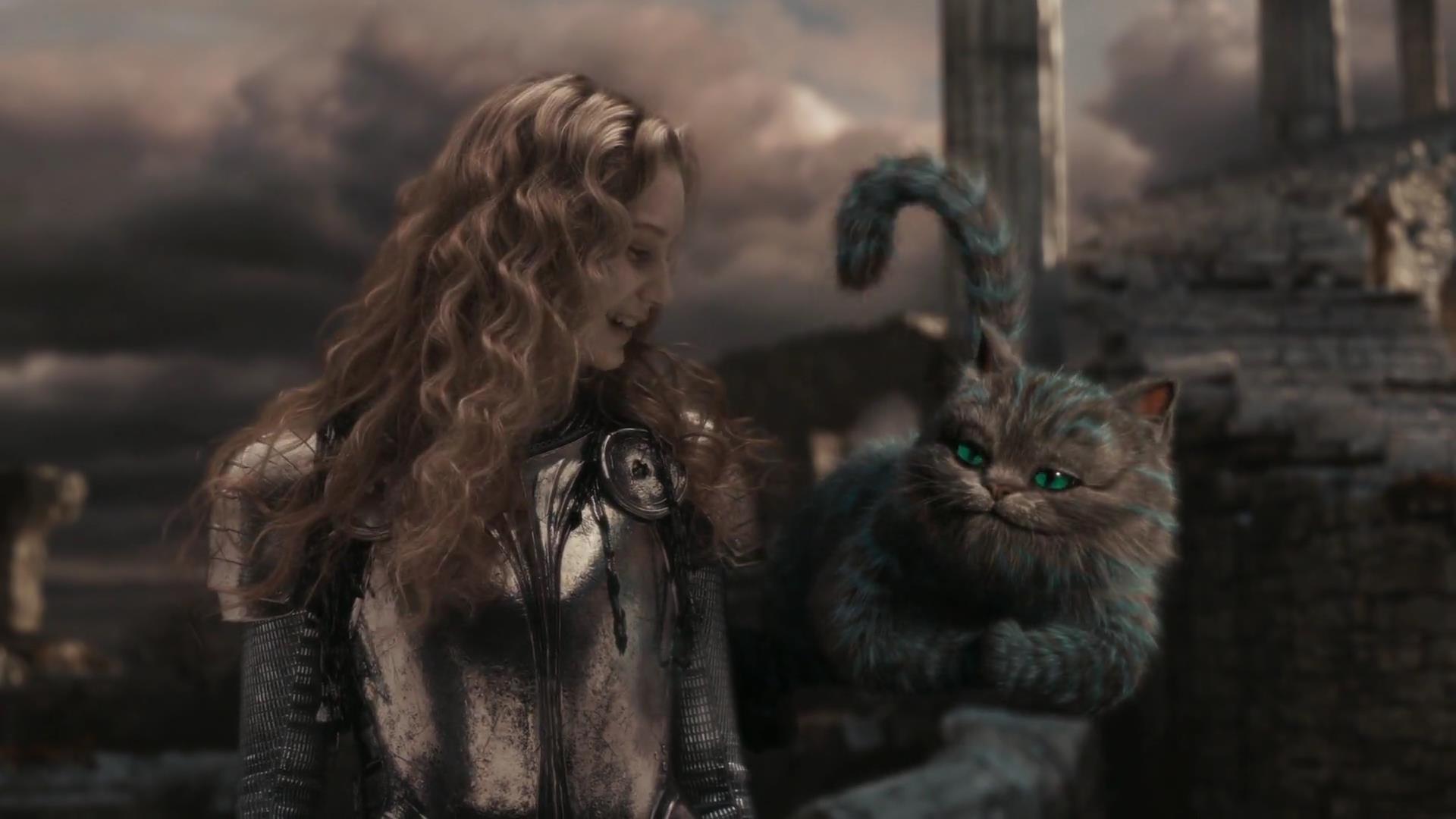 Alice in Wonderland (2010).