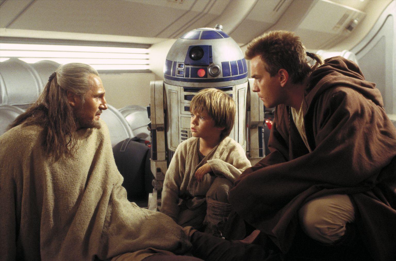 Star Wars: Episode I - The Phantom Menace (1999).